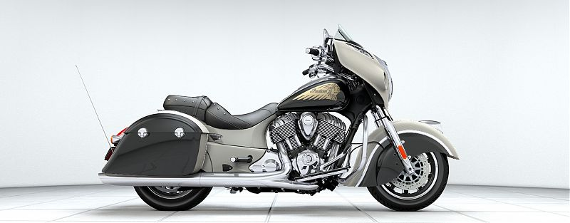 Мотоцикл Indian Chieftain